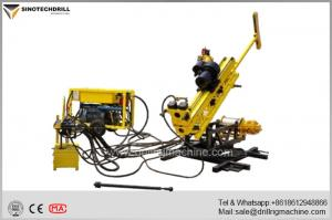 China Hydraulic Drilling Rigs 360° Underground Drilling Angle 700m Drill Capacity BQ on sale