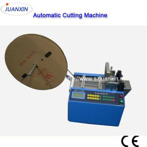 China Factory Shrink Tubing Cutting Machine/Cutter for Heat Shrink Tube on sale