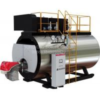 Automatical Oil Hot Water Furnace Residential No Noise Oil Hot Water Heater