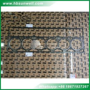 China Cummins M11 cylinder head gasket 4022500 for diesel engine spare parts gasket sets on sale