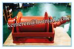 free fall hydraulic winch (pull force: 20 ton)