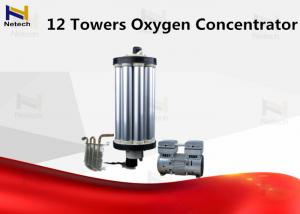 China 3L - 15L Oxygen Molecular Sieve Oxygen Concentrator Parts With Air compressors on sale
