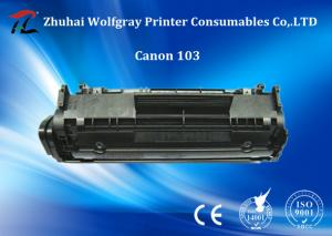 China High quality Black toner cartridge Compatible with Canon 103/303/703 on sale