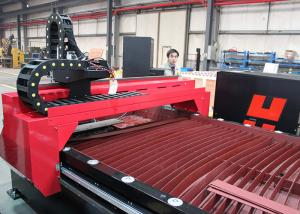 China CNC High Definition Plasma Cutting Machine Steel Plasma Cutter 1100 X 2100mm on sale