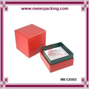 China Paper candle box/Custom printed cardboard paper candle puzzle box ME-CE003 on sale