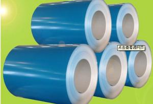 China GB ASTM JIS passivated Color Coating Steel Coil for hardware / Furniture on sale