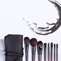 China Chinese Buddhist Style Goat Hair Eyeshadow Brush , Face Brush Set 15X23X3cm on sale