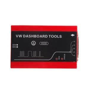 China Original Vw Dashboard Universal Mileage Correction Tool With Cdc3217 / Nec24c on sale