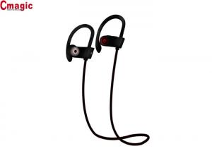 China Cmagic Bluetooth Headset Wireless Sports Earphones 120mAh Battery ABS Rubber Material on sale