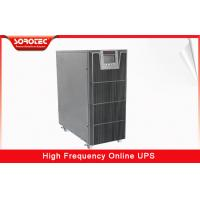 1KVA-20KVA High Frequency Online UPS / Energy Saving Electric Power Supply ISO9000