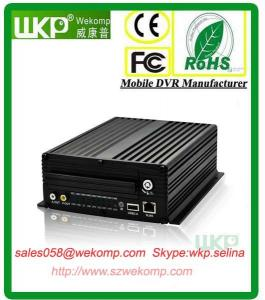 China Mobile Vehicle DVR 3G GPS Wifi HDD Hard Drive Live View GPS Realtime Tracking 8ch vehicle on sale