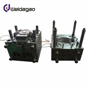 China Fans Cover Hot Runner Injection Molding , Single Cavity Mould OEM Service on sale