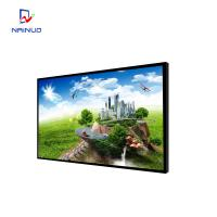Hd 46 Inch 3.5mm Did Lcd Video Wall , Border Naked Lcd Video Display Indoor