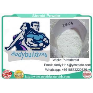 Quality Muscle Gain 99% Purity Nandrolone Steroid Powder Deca Durabolin CAS 360-70-3 for sale