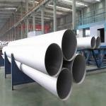 Stainless Steel Welded Pipe DN15-DN2400 A312 TP310S