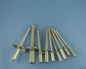 China Industrial Fasteners Stainless Steel Pop Rivet Tool Closed End on sale