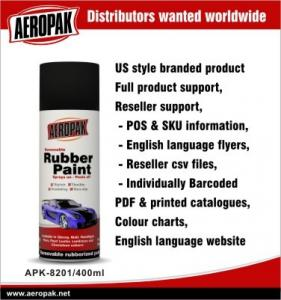 China Chemicals Paint / Coating Rubber Liquid Rubber Paint Plasti Dip Spray on sale