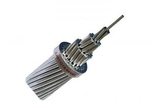 China Corrosion - Resistance Bare Aluminum Wire With Aluminium Clad Steel Core on sale