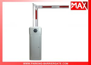 China CE NEW Upgrade Intelligent  Barrier Gate with BI-Direction Motor Machine on sale