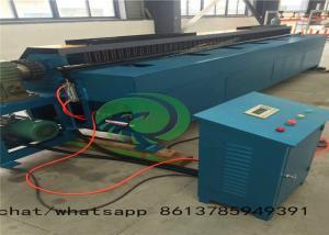 China 3 Phases Gabion Mesh Machine , Gabion Mattress Making Machine 260m/ Hour Output on sale