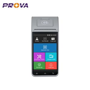 China Android 5.1/7/9 Smart Pos Payment Terminal With 2D Barcode Scanner on sale