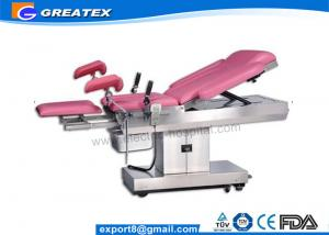 China Stainless Steel Medical Labor And Delivery Beds , Gyno Proctology Obstetric Table on sale