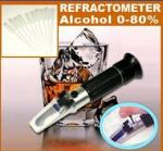 China Alcohol Refractometer wholesale