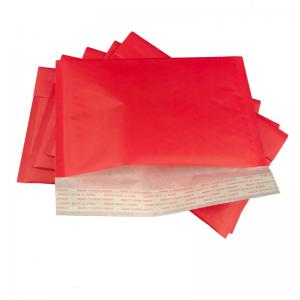 China Colored Red Kraft Bubble Mailers Envelopes Shipping Mailing #0 on sale
