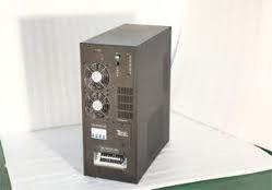 China Solar Power Safe Inverter with Online double conversion , AC start function4-30kva on sale