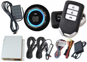 China Portable Car Alarm Car Engine Start Stop System With Vibration Alarm Trigger Function on sale
