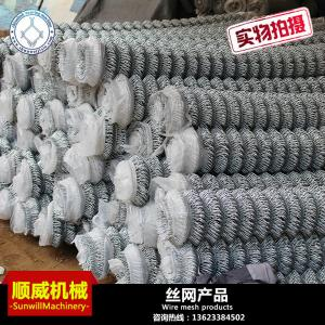 China 3m Manual Chain Link Fence Machine Weaving Diameter 1.4mm - 5.0mm on sale