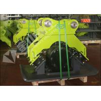 Trench Compaction Hydraulic Compactors Compact Design For Excavators 900Kg