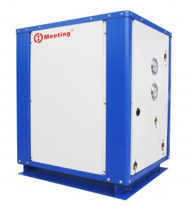 China High Cop Ground Source Heat Pump , High Water Temperature Geothermal Heat Pump on sale