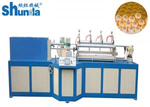 China Customized Paper Straw Drinking Straw Machine 5-12mm Diameter on sale