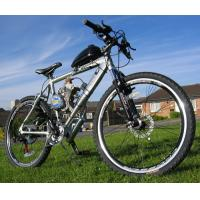 50CC Hybrid Power Assisted Bicycle With Single Cylinder 2 - Stroke