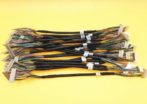 China 20 Pin Hirose Housing LVDS Cable Assembly LCD Screen / LED Converter Available on sale