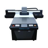 China 8 Colors  Large Format UV Flatbed Printer For Cloth Banner / Scarves on sale