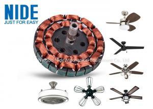 China 2 Stations Ceiling Fan Winding Machine / Table Fan Motor Stator Coil Winding Machine on sale