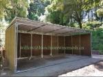 Animals Livestock Fence Panels / Horse Shelter Hot Dip Galvanized