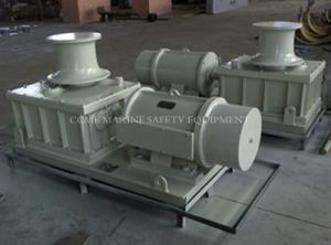China Marine ship electric capstan winch for sale on sale