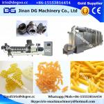 Fried potato wheat pellet snacks 2d 3d production line/making equipment line Jinan DG