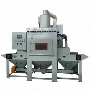 China Transmission Automated Sandblasting Equipment , Automatic Blasting Machine on sale