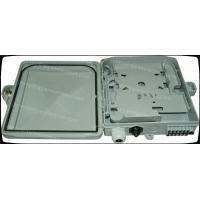 12 Core Plastic Optical Terminal Box with PC/ABS ftth splitter fiber optic distribution box