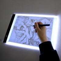 China Adjustable Primary  LED Light Up Tracing Board , Artcraft Tracing Light Pad on sale