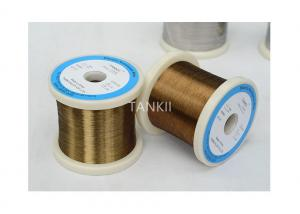 China 0.15mm Constantan / Manganin Enamelled Varnished Wire 1UEW/155 For Electric Motor on sale
