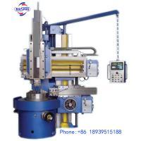 One Column Vertical Turning Lathe Machine For Pressure Vessels 2300mm Diameter