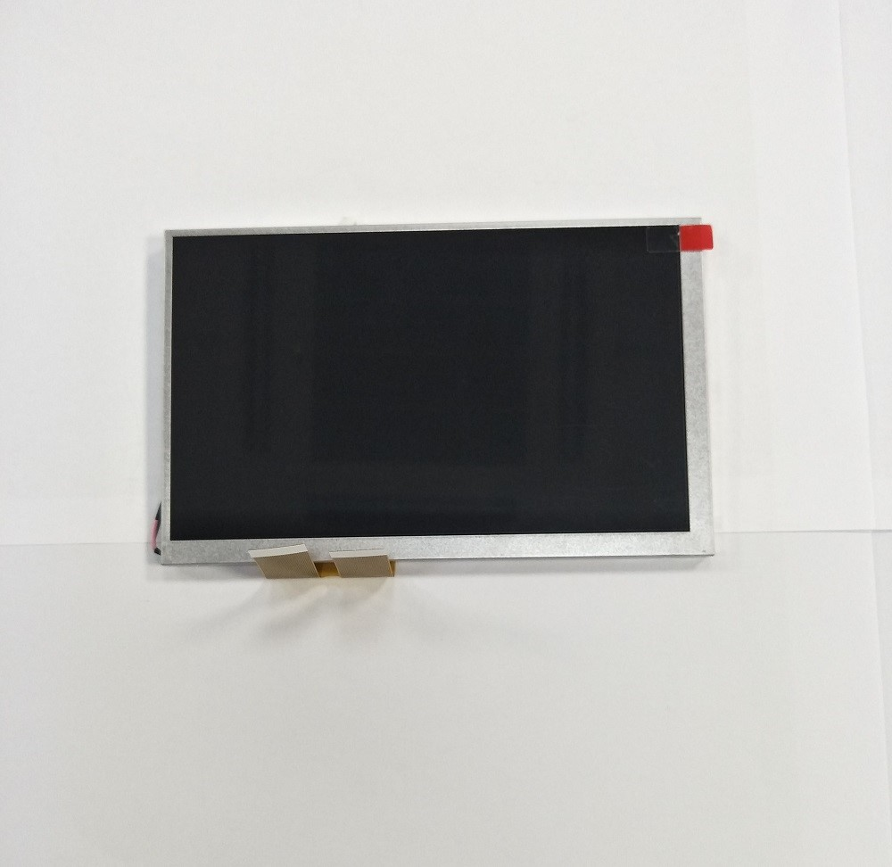 Innolux 7 Inch Tft Lcd Module800x480 40 Pin Connector For High Brightness 70 Module Size 165x104x55 Mm Active Area 1524 X9144 Viewing Angle 50 Operating Temperatures 20 To 70c Storage 30 80c