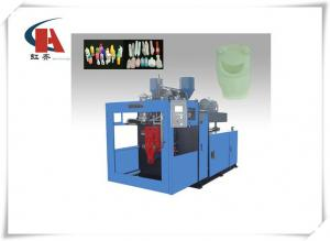 Quality YJB50 Injection Stretch Blow Molding Machine 2.8×1.7×2.5m Dimension For Beverage for sale