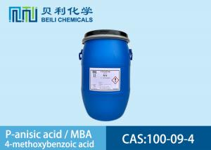 China CAS 100-09-4 Parfum Fragrance Ingredients Chemical Raw Materials on sale