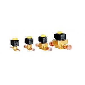 China Refrigeration Solder solenoid valve (HVAC/R valve, air conditioner parts, electric valve) on sale